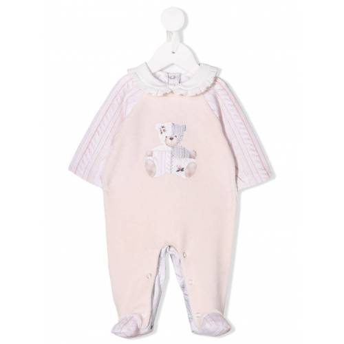 Lapin House Pyjama met speelgoedbeer - Roze