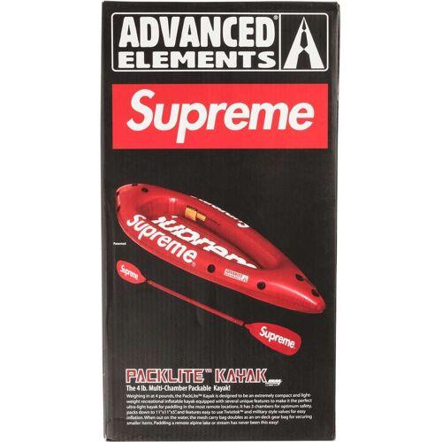 Supreme Opblaasbare kajak - Rood