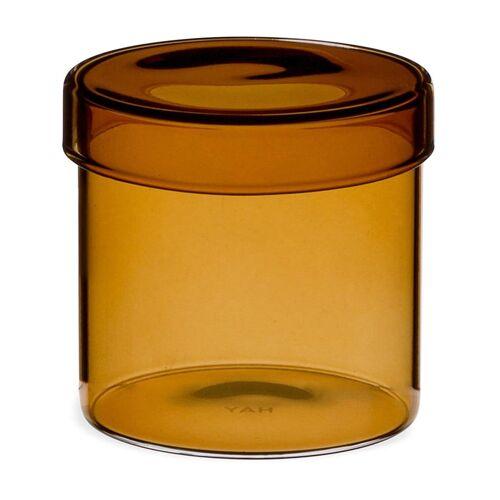 Hay Glazen pot - Goud