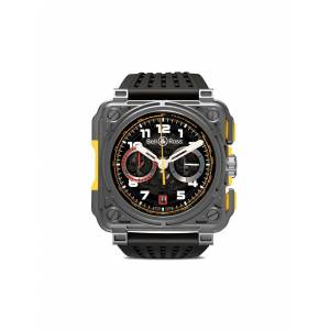 Bell & Ross BR-X1 R.S.18 horloge - GREY, BLACK, RED AND YELLOW
