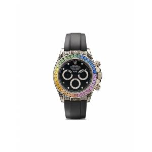 MAD Paris Rolex Daytona horloge - BLACK/GREY