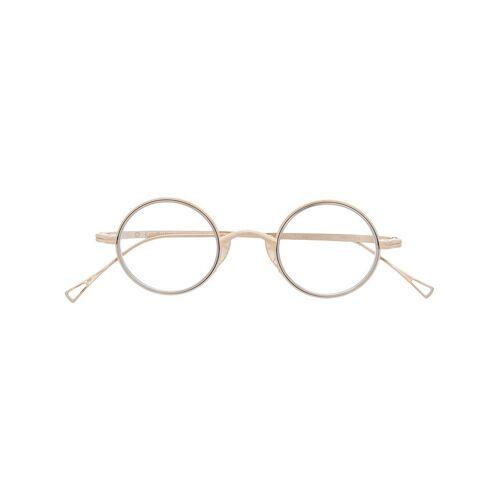 Kame Mannen Mannen bril - Goud