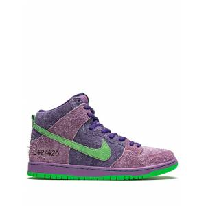 Nike SB Dunk high-top sneakers - Paars