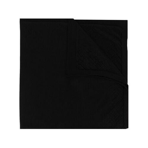 Rick Owens Gewikkelde sjaal - Zwart
