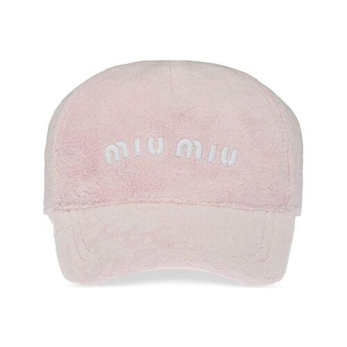 Miu Miu Honkbalpet - Roze