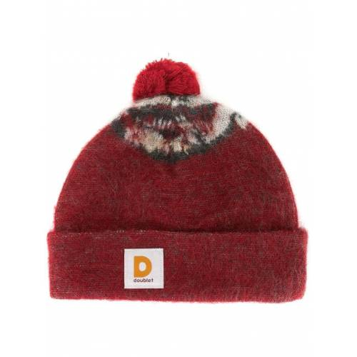 Doublet Muts - Rood
