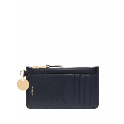 Givenchy zip pouch cardholder - Blauw