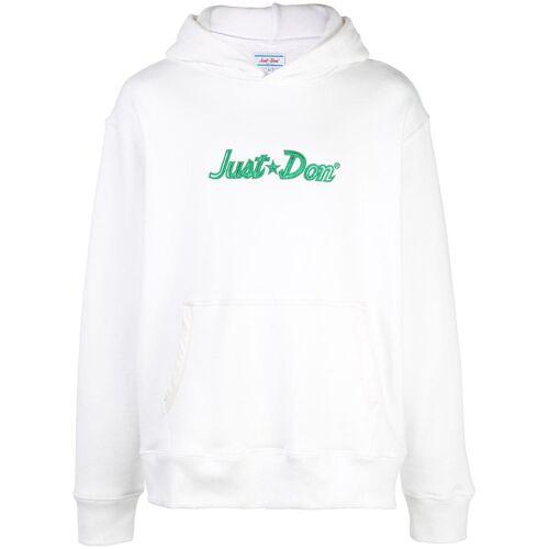Just Don Basketbal hoodie - Wit
