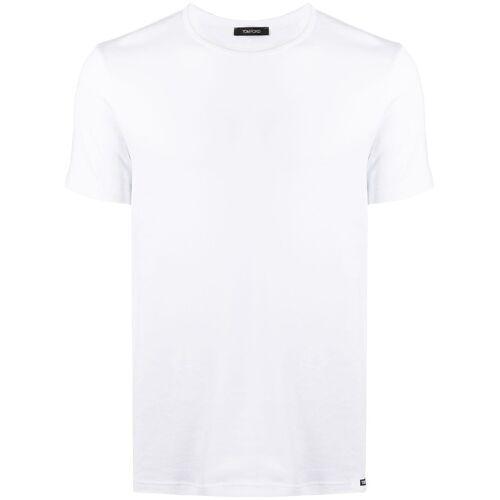 TOM FORD Klassiek T-shirt - Wit