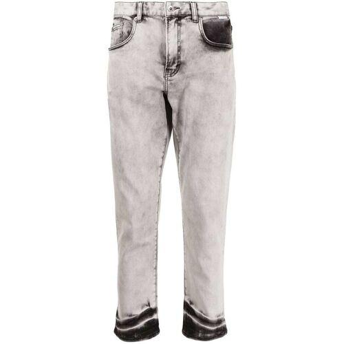 FIVE CM Gecoate jeans - Zwart