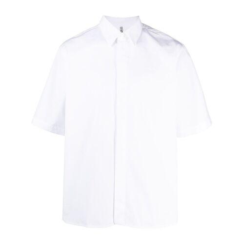 OAMC Overhemd met grafische print - Wit