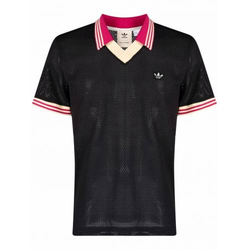 adidas x Wales Bonner T-shirt met mesh - Zwart