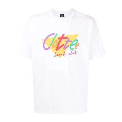 CLOT T-shirt met grafische print - Wit