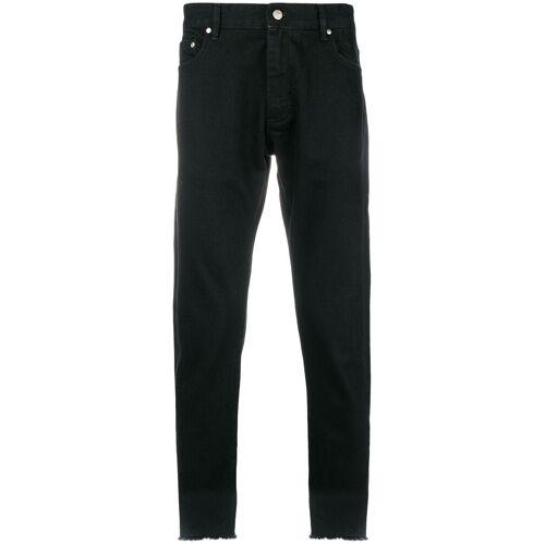 Represent straight leg jeans - Zwart