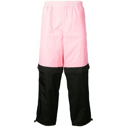 U.P.W.W. Cargo broek met afneembare laag - Roze