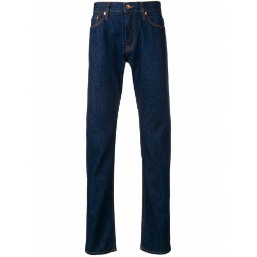 President'S Slim-fit jeans - Blauw