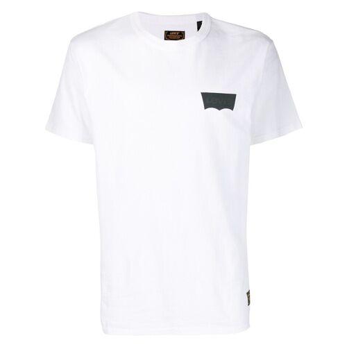 Levi's Skateboarding T-shirt met logopatch - Wit