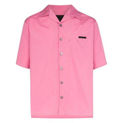 Prada Bowlingshirt - Roze