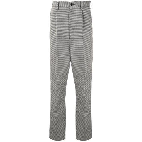Doublet High waist broek - Zwart