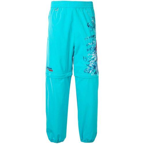 Doublet Trainingsbroek met elastische taille - Blauw