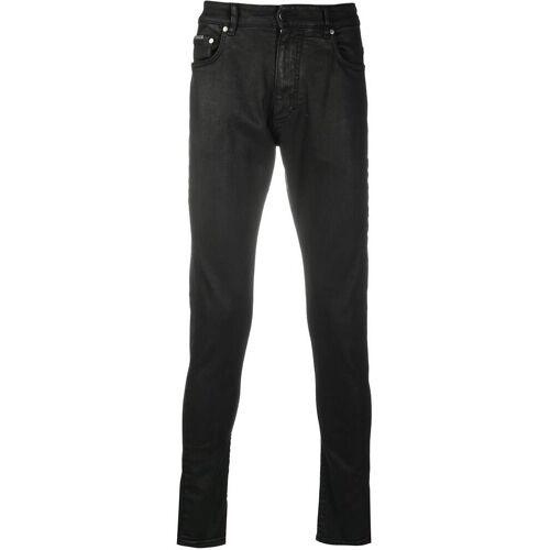 Represent High waist broek - Zwart