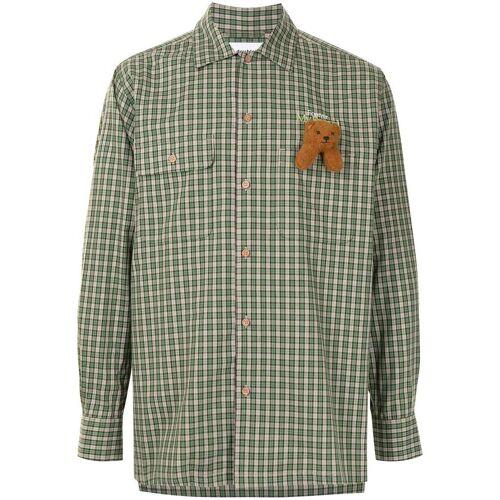 Doublet Geruit overhemd - Groen