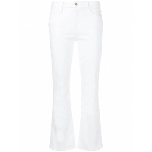 FRAME Bootcut jeans - Wit