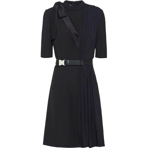 Prada Technische jurk - Zwart