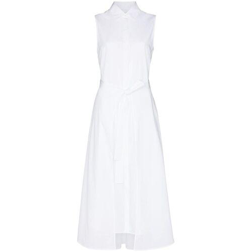 Rosetta Getty Flared jurk - Wit