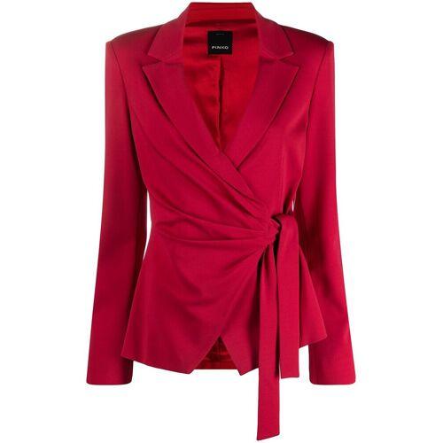 Pinko Gewikkelde blazer - Rood