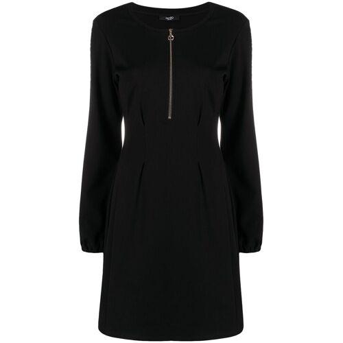 LIU JO Mini-jurk met patches - Zwart