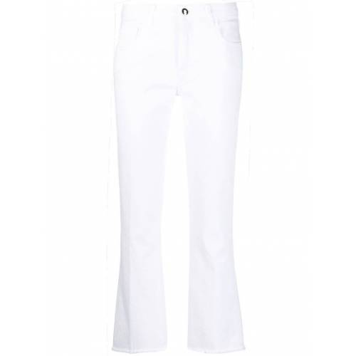 Fay Bootcut jeans - Wit