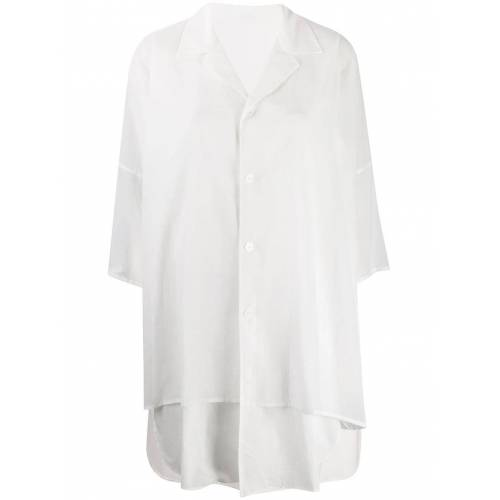 Y's Oversized shirt - Wit