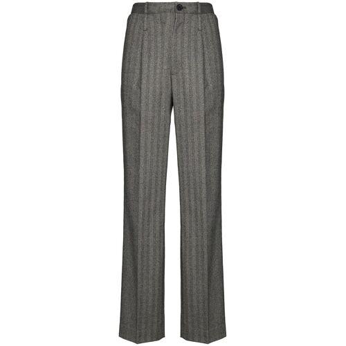Commission High waist broek - Grijs