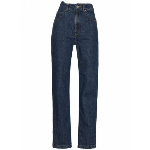 Commission Straight jeans - Blauw