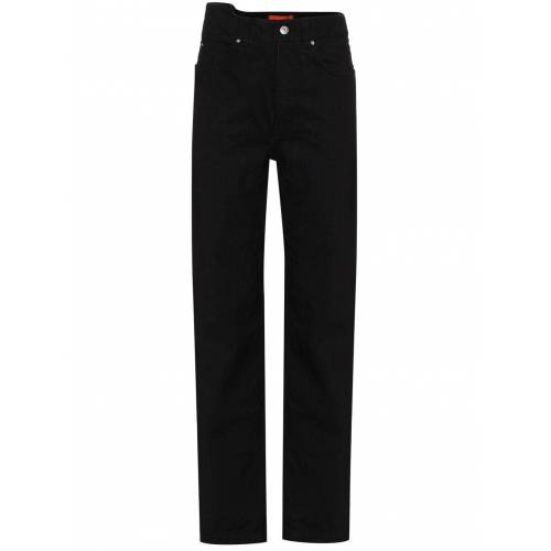 Commission Straight jeans - Zwart