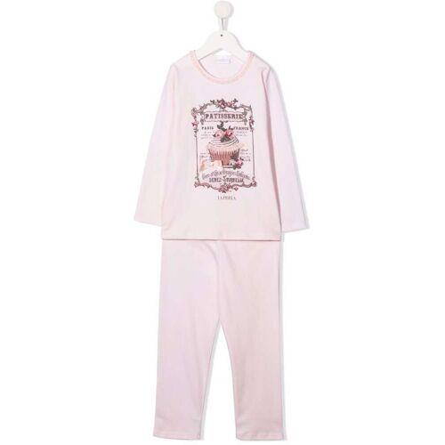 La Perla Kids Tweedelige pyjama - Roze