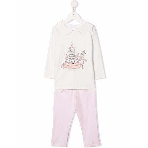 Story Loris Tweedelige pyjama - Wit
