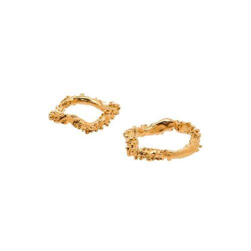 Alighieri Tweedelige ringen set - Goud