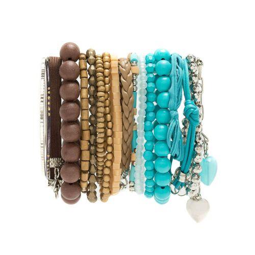 Amir Slama Armbanden - Blauw