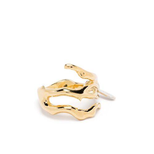 Wouters & Hendrix Ring met organische vorm - Goud