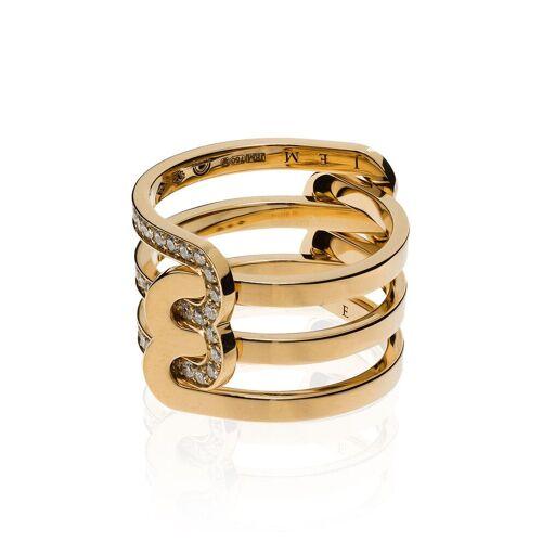JEM Tweedelige ring - Goud