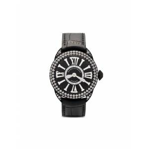 Backes & Strauss Piccadilly Diamond Knight horloge - BLACK