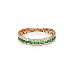 SHAY 18kt roségouden armband