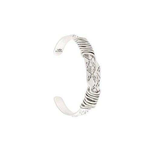Gas Bijoux Pijl armband - Metallic