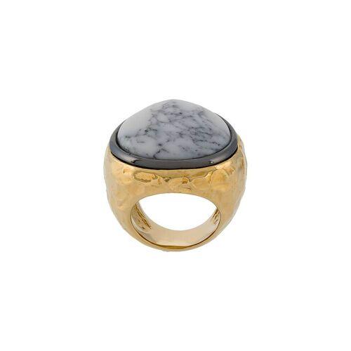 Aurelie Bidermann Naamloze ring - Metallic