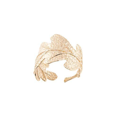 Karen Walker Ring met bladeren - Goud