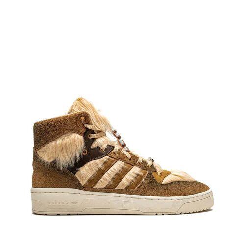 adidas x Star Wars Rivalry Hi Chewbacca sneakers - Bruin
