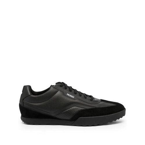 HUGO Baskets Matrix low-top sneakers - Zwart