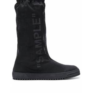 Off-White Sample boots - Zwart